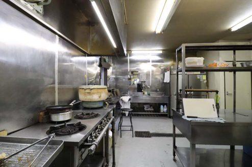 18.23区内の弁当屋|厨房