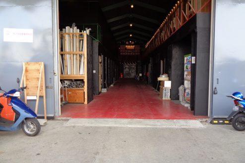 3.与野基地|入口