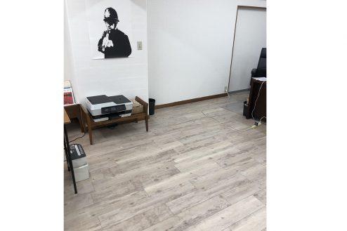 22.明大前・屋上 事務所・控室