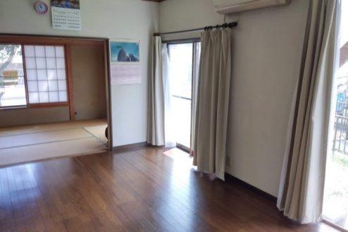 2.横浜市旭区ハウススタジオ|ダイニングキッチン・和室