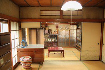 古民家スタジオねんご家・足立邸 一軒家・日本家屋・庭・縁側・和室・家具・昭和レトロ 東京