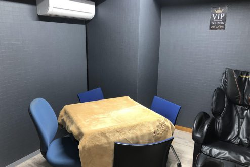 20.明大前・屋上 事務所・控室