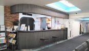 新宿ビジネスホテル|屋上・廊下・ロビー・駐車場・エントランス・非常階段・大浴場|東京