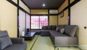 柴又ゲストハウス(2051)|激安・ハウススタジオ・ダイニングキッチン・リビング・和室・洋室・浴室|東京