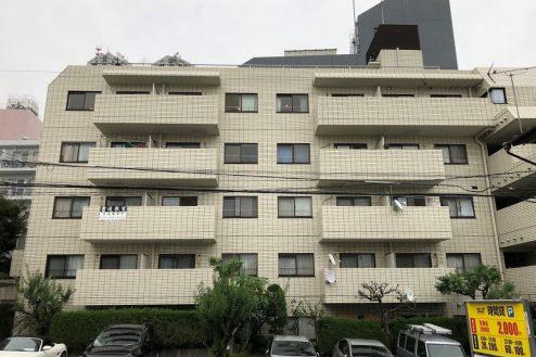 西新宿マンションスタジオ共用部|屋上・エントランス・玄関・通路・ハウススタジオ|東京