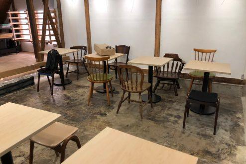 2.大山町シェアキッチン|室内・飲食スペース