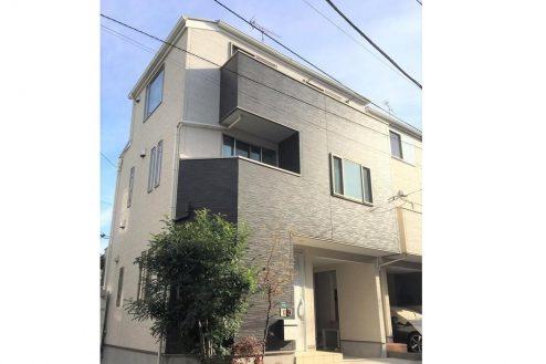 北池袋4LDK車庫付き一軒家(3502)|リビング・キッチン・洋室・和室・ハウススタジオ・駐車場・外観|東京