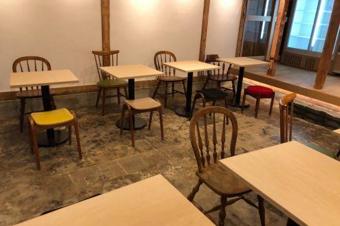 3.大山町シェアキッチン|室内・飲食スペース