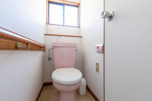 21柴又ゲストハウス|トイレ