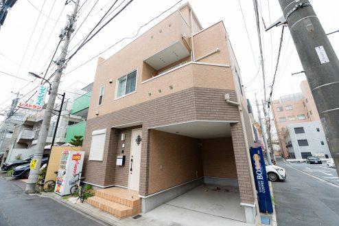 西新宿戸建スタジオ|LDK・リビング・洋室・家具・一軒家・24時間・ハウススタジオ|東京
