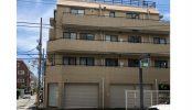 調布マンション|ハウススタジオ・リビングダイニングキッチン・洋室・和室・外観|東京