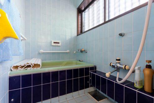17.柴又ゲストハウス|浴室