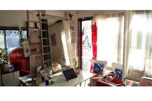 2.小さな美容室|店内