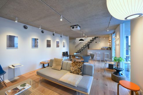 練馬レンタルオフィス(3501)|家具・デザイナーズ・スタジオ・庭|東京