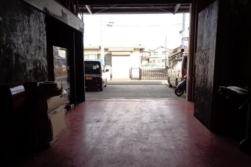 19.オフィス・社長室・与野基地|倉庫内