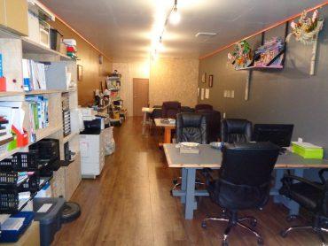 オフィス・社長室・与野基地|倉庫スタジオ・レストラン・カフェ・キッチンダイニング・漫画喫茶・火気
