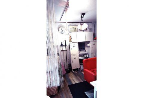 6.小さな美容室|店内