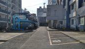 新宿にあるビジネスホテル(2052)|屋上・廊下・ロビー・駐車場・エントランス・非常階段・大浴場|東京