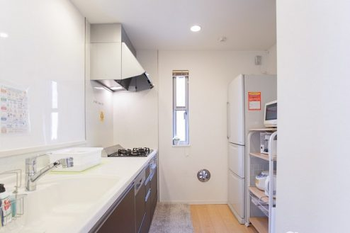 5.北池袋4LDK車庫付き一軒家|キッチン