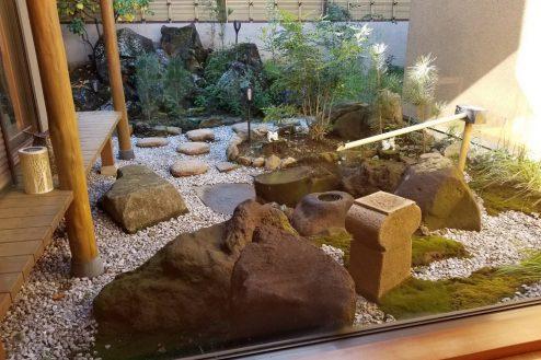 27.STUDIO teppaku|庭・茶屋