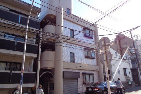 17.マンション地下・廃墟スペース|外観