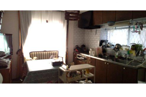 10.小さな美容室|キッチン