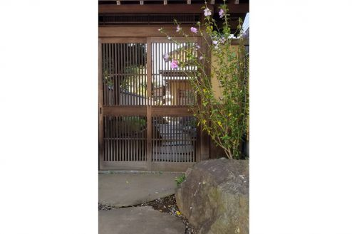 16.STUDIO teppaku|玄関口