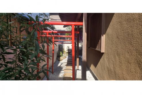 30.STUDIO teppaku|鳥居