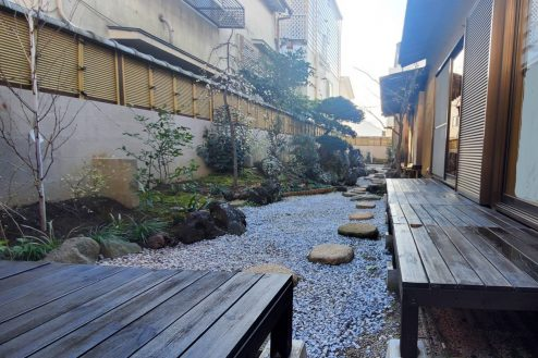 25.STUDIO teppaku|庭