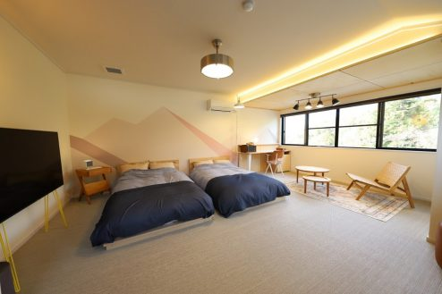 9.旅館・うり坊|本館・客室202号室