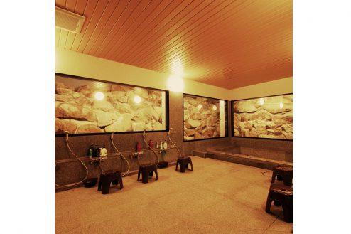 23.旅館・うり坊|大浴場
