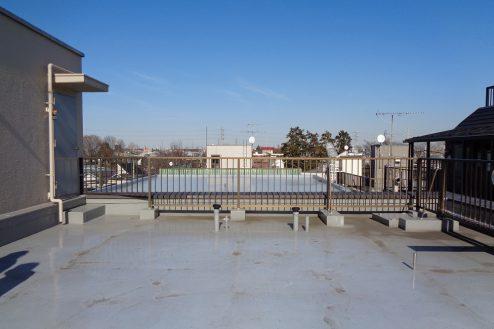 12.マンション地下・廃墟スペース|屋上