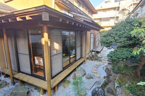 21.STUDIO teppaku|外観・庭