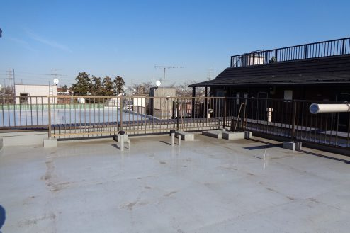 13.マンション地下・廃墟スペース|屋上