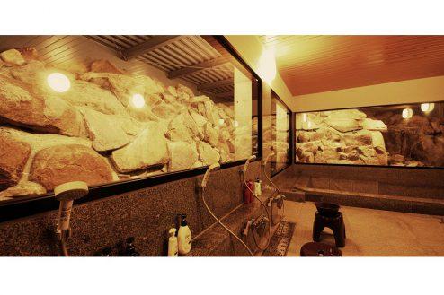 24.旅館・うり坊|大浴場