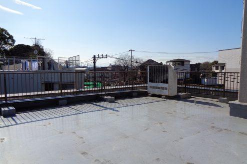 14.マンション地下・廃墟スペース|屋上
