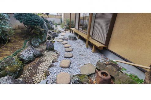 26.STUDIO teppaku|庭・茶屋