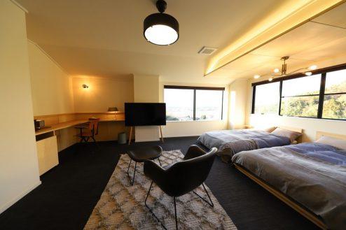 8.旅館・うり坊|本館・客室201号室