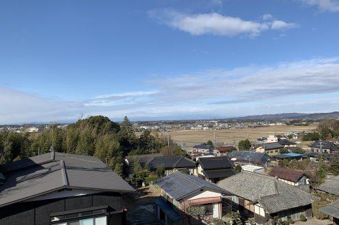7.旅館・うり坊|レストランからの眺望