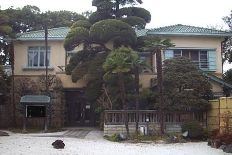 1.歴史的建築の高級和風レストラン|外観