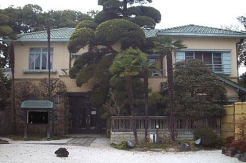 歴史的建築の高級和風レストラン|日本家屋・庭・縁側・昭和・大正・レトロ・スタジオ