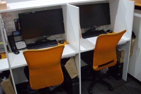 11.IT企業のオフィス|コールセンター