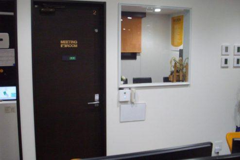 17.IT企業のオフィス|会議室