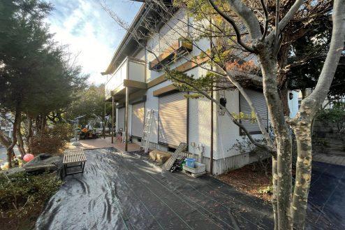 笹野台戸建て|一軒家・ハウススタジオ・洋室・和室・リビング・ダイニングキッチン・外観