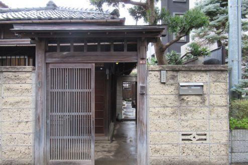 20.レンタルスペース【いせやほり】|玄関(外)