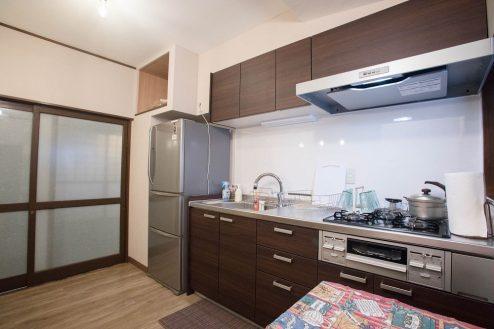 11.レンタルスペース【いせやほり】|キッチン