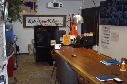 13.IT企業のオフィス|社長室