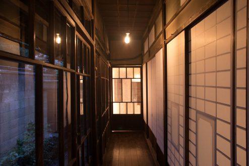 14.レンタルスペース【いせやほり】|廊下