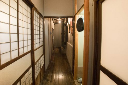 15.レンタルスペース【いせやほり】|廊下