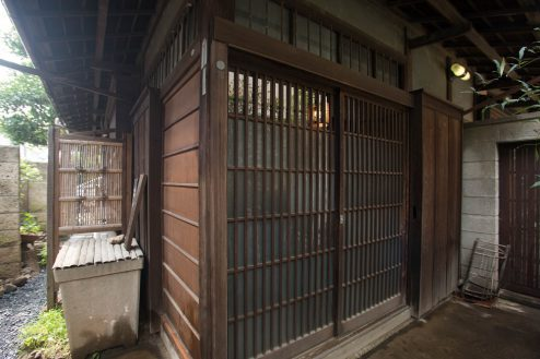 19.レンタルスペース【いせやほり】|玄関(外)